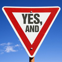 Say YES – because Everything's an Offer