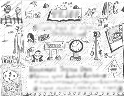 Death of the doodle – Does a digital age scrub out the scribbles?