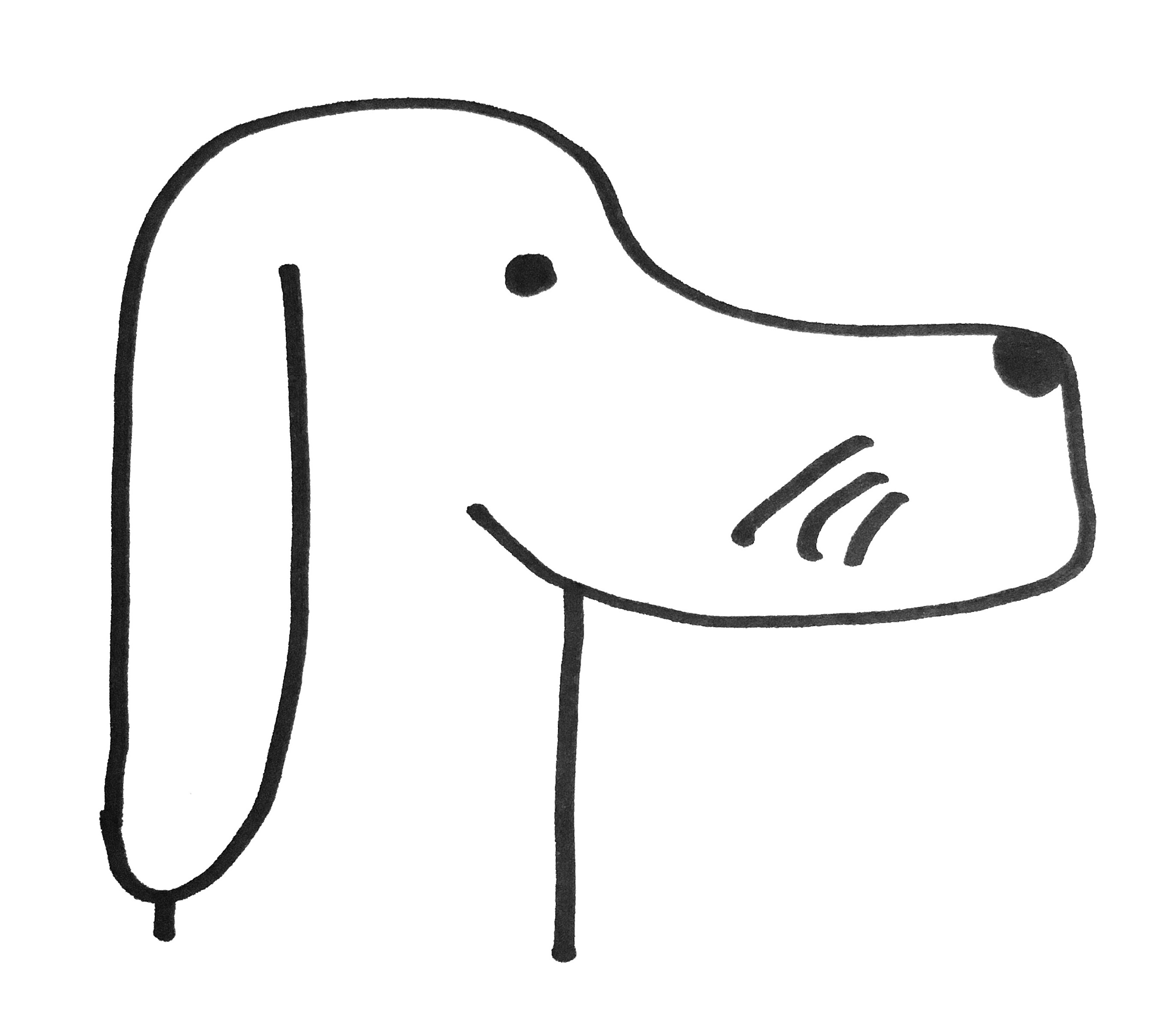 How old do you have to be to do a bad drawing?  The lost adventures of Yappy Dog