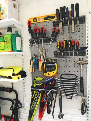 Tools versus Practices – lessons from DIY