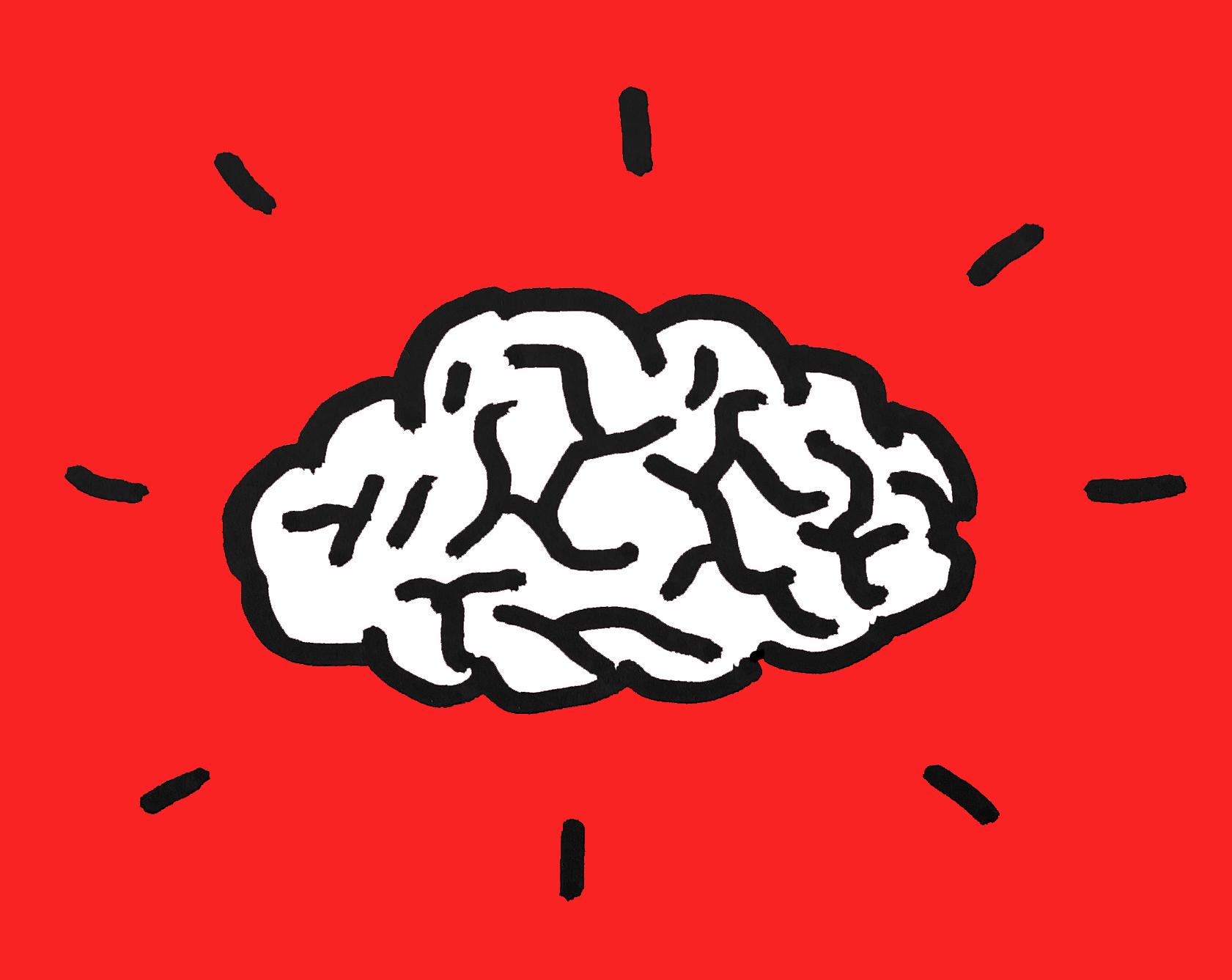 When brains study brains